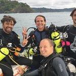 Divemaster course training