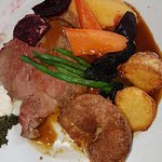 amazing lunch at Vallum on Mothers Day