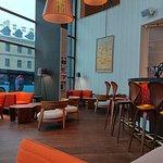 Bar area, ground floor