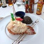 Truffled Lobster