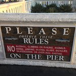There are rules