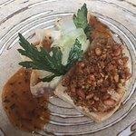 Starter - Celeriac, rosemary and truffle