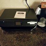 Printer in the Room