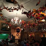 Dining room at Chuys