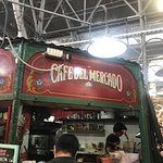 Café del Mercado, comida casera.
