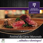 Festival da Carne Maturada ...sábados e domingos