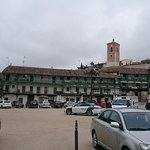 Plaza mayor de Chinchon Foto