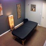 Mountain Athlete Massage Treatment Room