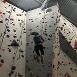 descending on the robo-belay