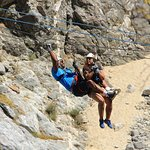 Photo de Outdoor Zip Line Adventure