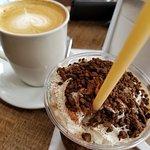 Mocha Frappe and Latte both amazing