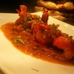 Goan  tiger prawn curry