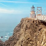Foto Point Bonita Lighthouse