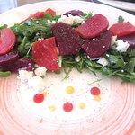 Beet  Salad, Pinnacle Resaturant, Falkner Winery, Temecula, CA
