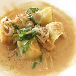 Lobster Ravioli (Very Very Good) Pinnacle Restaurant, Temecula, CA