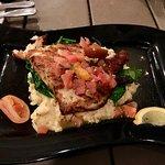 Char-grilled Grouper