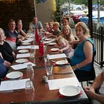 Our family Group for Dinner. Great time and Great Food.
