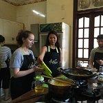 Foto Green Bamboo - Kursus masak & kafe