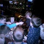 День рождения Марата в Орбите (кафе Дирижабль)