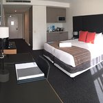 Standard Hotel room layout & facilities