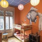 Big Fish Budapest Hostel Photo