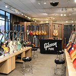 Gibson Showroom