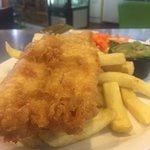 Cod Supper