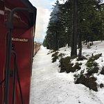 Photo of The Brocken Train Line
