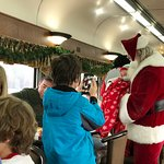 Every child loved spending time with Santa!