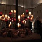 Foto de The Restaurant at The Chedi Muscat
