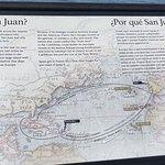 Information around the Castillo de San Cristobal fort