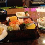 delicious Japanese food at Odori-ko
