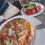 denně pizza koutek - moc dobrá :)