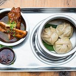 One of our most requested dishes, Nepalese Momos