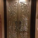 Moghul room entrance