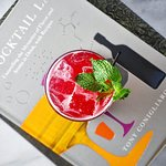 Literary Cocktails - The Gin Gatsby