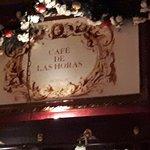 Cafe de Las Horas