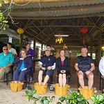 foot massage in Hoian