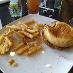 BYOB burger