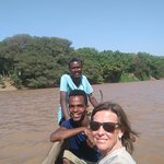 Photo de Omo National Park and River