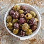 Olives at the Bar