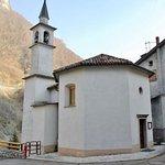 La chiesetta cinquecentesca