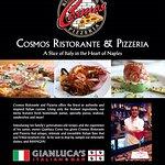 Φωτογραφία: Cosmos Cafe and Pizzeria