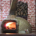 The oven is used for cooking including home made bread made every day.