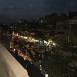 Spice market on the food walk old Delhi