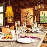 Valokuva: Ravintola Huvila
