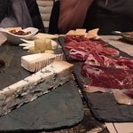meat & cheese boards.