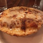 Lasagne ala Francais crepe filled with bolognese and mozzarella quite good, but the French Onion