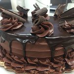Chocolate Suicide Cake
