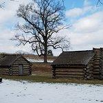 Encampment buildings